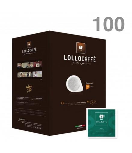 Dosettes E.S.E. café Zio Mauri Lollo Caffè