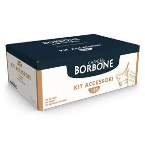Kit accessoires café Zio Mauri Borbone